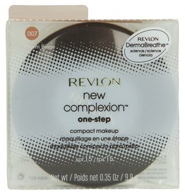 Revlon Revlon 07 Warm Beige new complexion one-step compact makeup SPF 15, 9.9g