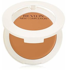 Revlon Revlon 02 Tender Peach new complexion one-step compact makeup SPF 15, 9.9g
