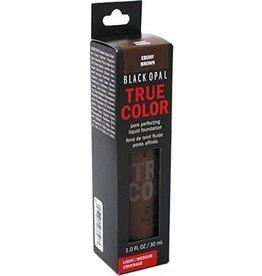 Black Opal True Color Ebony Brown light medium coverage - pore perfecting liquid foundation 30ml