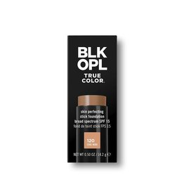 BLK OPL BLK OPL True Color 120 Cool Nude skin perfecting stick foundation SPF 15 14.2g