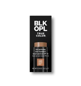 BLK OPL BLK OPL True Color 240 Heavenly Honey skin perfecting stick foundation SPF 15 14.2g