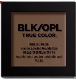BLK OPL BLK OPL True Color 540 Au Chocolate - mineral matte crème powder foundation SPF 15 8.5g