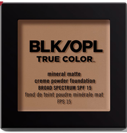 BLK OPL BLK OPL True Color 200 Kalahari Sand - mineral matte crème powder foundation SPF 15 8.5g