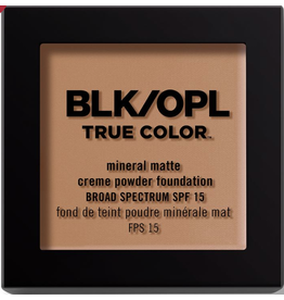 BLK OPL BLK OPL True Color 320 Rich Caramel - mineral matte crème powder foundation SPF 15 8.5g