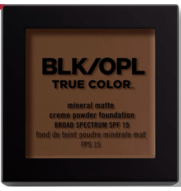 BLK OPL BLK OPL True Color 440 Amber - mineral matte crème powder foundation SPF 15 8.5g