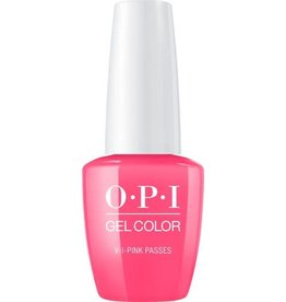 OPI GC N72 N72 V-I-Pink Passes - OPI Gel Color 0.5oz