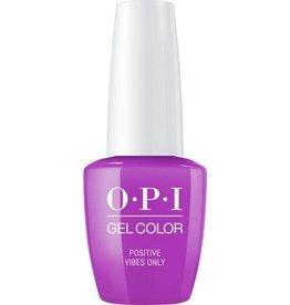 OPI GC N73 Positive Vibes Only - OPI Gel Color 0.5oz