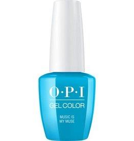 OPI GC N75 Music is My Muse - OPI Gel Color 0.5oz
