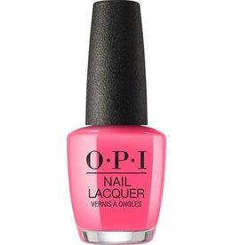 OPI NL N72 V-I-Pink Passes - OPI Nail Lacquer 0.5oz