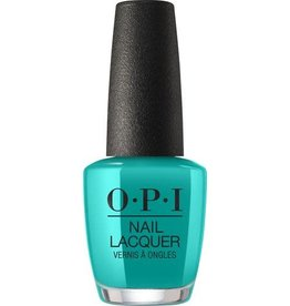 OPI NLN74 Dance Party 'Teal Dawn - OPI Nail Lacquer 0.5oz