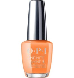OPI ISL N71 Orange You A Rock Star? - OPI Infinite Shine 0.5oz