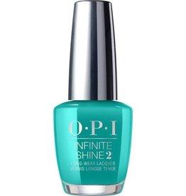 OPI ISL N74 Dance Party 'Teal Dawn - OPI Infinite Shine 0.5oz