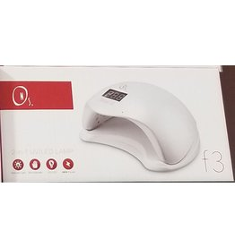 ONS Odyssey Nail Systems U-Light Pro 6 ONS Lamp Cures all LED/UV Gel
