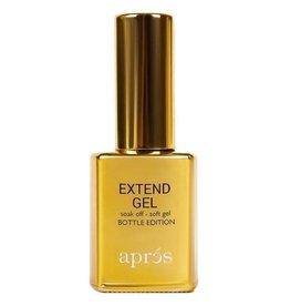 Aprés APRÉS NAIL GEL-X NAIL EXTENSIONS - EXTEND GEL GOLD BOTTLE EDITION 15 ml