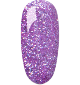 Bossy Natural Gel - Glitter 15 ml PB #18