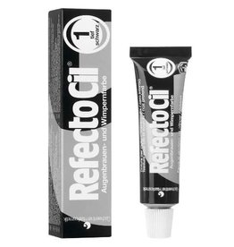 RefectoCil RefectoCil - Cream Hair Dye #1 Pure Black