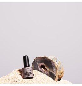 Bio Seaweed Gel Rhinestone Gel Bio Seaweed Onyx - Almost Black Silver #R12