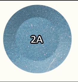 Chisel Nail Art Chisel Nail Art - Dipping Powder Metallic 2 oz -  2A