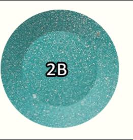 Chisel Nail Art Chisel Nail Art - Dipping Powder Metallic 2 oz -  2B