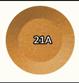 Chisel Nail Art Chisel Nail Art - Dipping Powder Metallic 2 oz -  21A