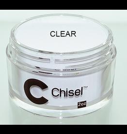 Chisel Nail Art Chisel Nail Art - Dipping Powder 2 oz -  Clear