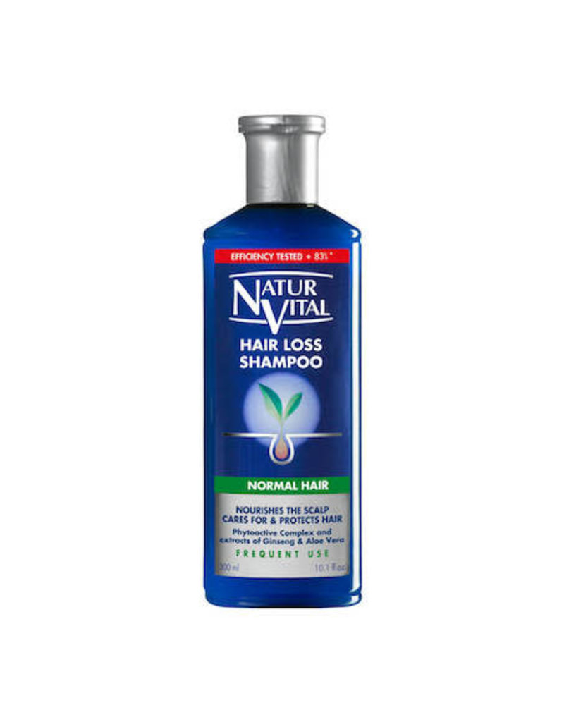 Natur Vital Hair Loss Shampoo - Normal Hair 300 ml