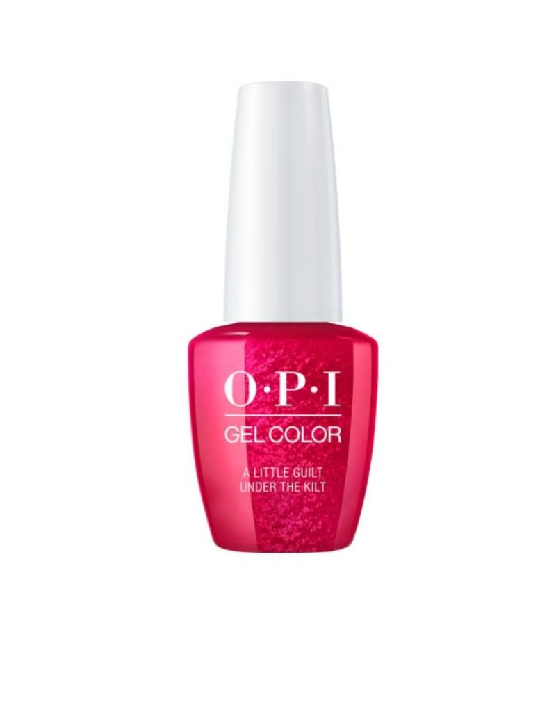 OPI GC N12 A Littile Guilt Under the Kilt - OPI Gel Color 0.5oz