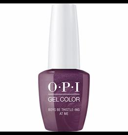 OPI GC U17 Boys Be Thistle-ing at Me - OPI Gel Color 0.5oz