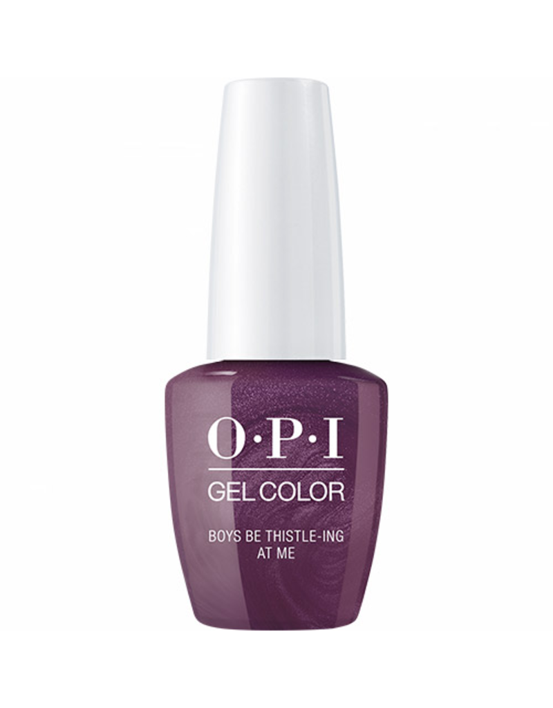 OPI GC U17 Boys Be Thistle-ing at Me - OPI Gel Color 0.5oz