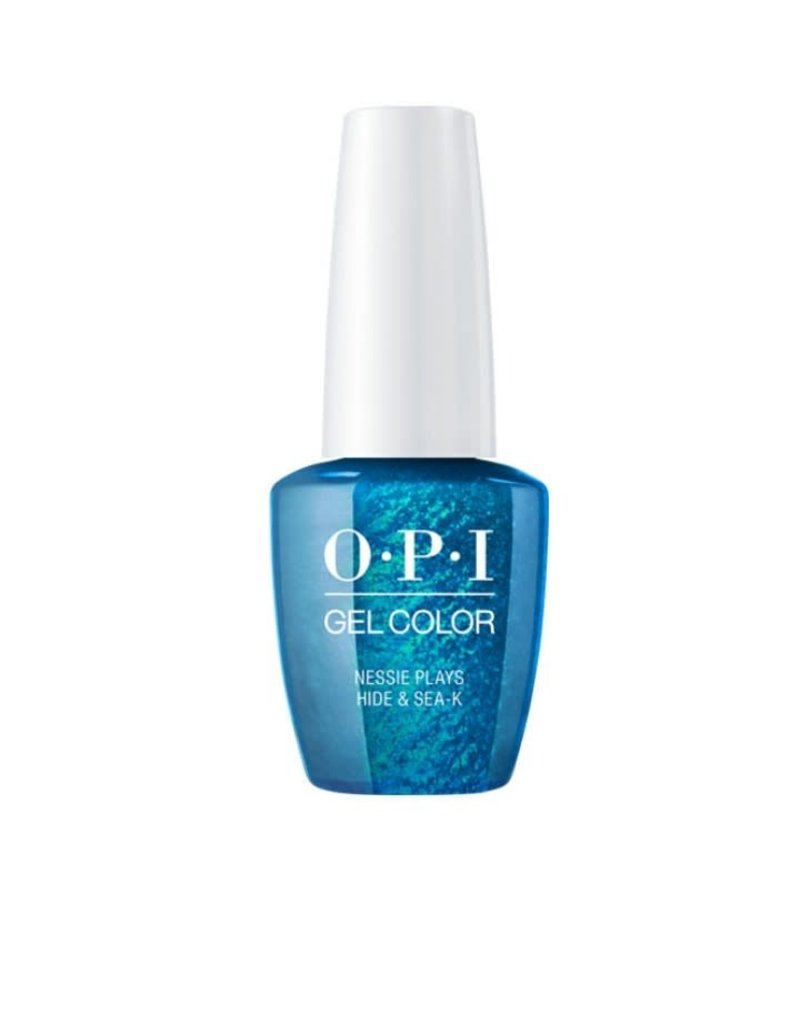 OPI GC U19 Nessie Plays Hide & Sea-k - OPI Gel Color 0.5oz