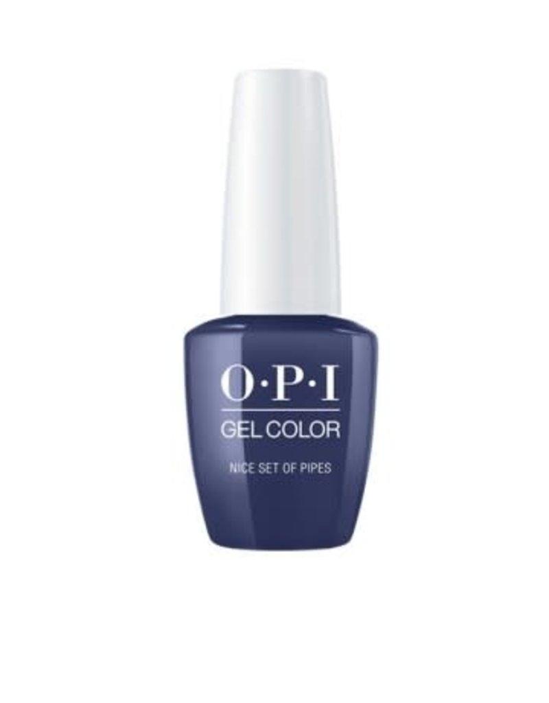 OPI GC U21 Nice Set of Pipes - OPI Gel Color 0.5oz