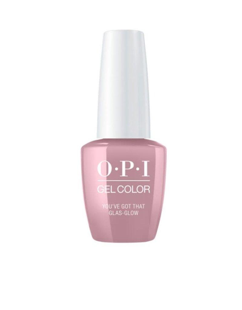 OPI GC U22 You've Got that Glas-glow - OPI Gel Color 0.5oz