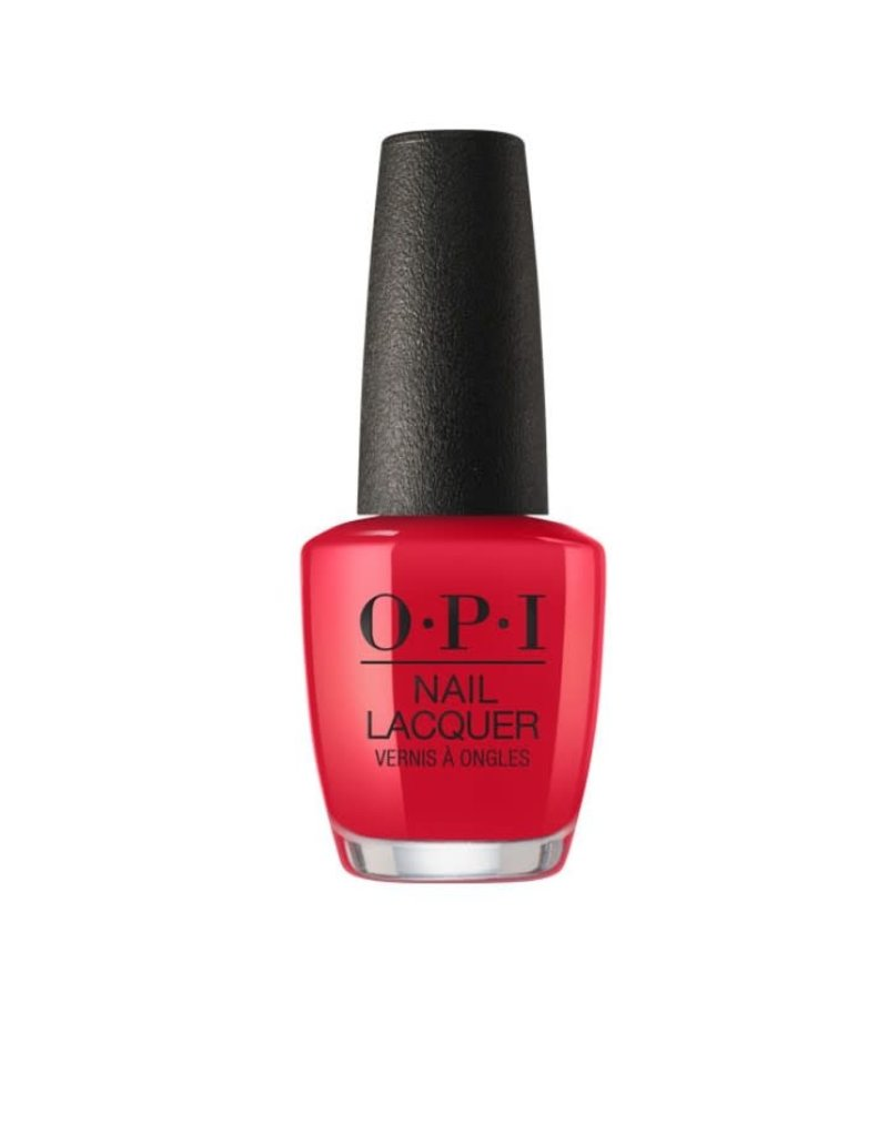 OPI NL U13 Red Heads Ahead - OPI Nail Lacquer 0.5oz