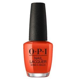 OPI NL U14 Suzi Needs A Loch-smith - OPI Nail Lacquer 0.5oz