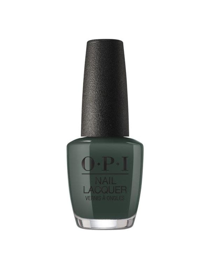 OPI NL U15 Things I've Seen in Aber-green - OPI Nail Lacquer 0.5oz