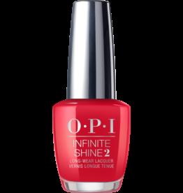 OPI ISL U13 Red Heads Ahead - OPI Infinite Shine 0.5oz