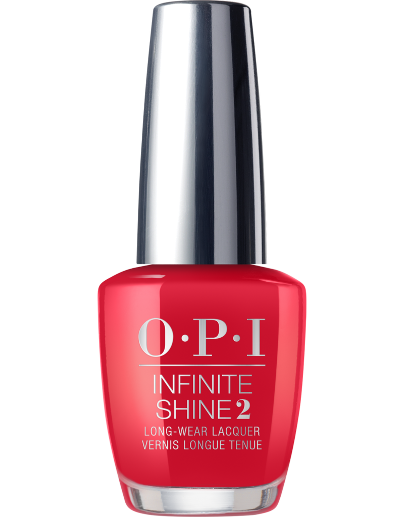 OPI ISL U13 Red Heads Ahead - OPI Infinite Shine 0.5oz