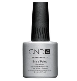 CND CND - Brisa Paint Pure White - Opaque 0.43 oz