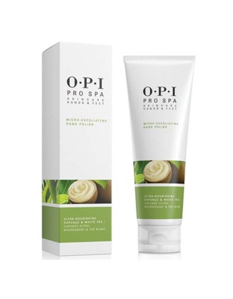 OPI OPI Pro Spa – Skincare Hands & Feet – Micro-Exfoliating Hand Polish – 118 m