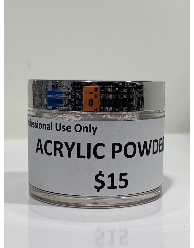 Acrylic powder - Jessica Nail Supply - Non lifting Non yellowing