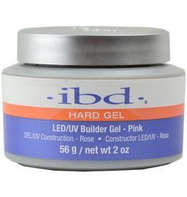 IBD Hard Gel Builder - Pink (2 oz)