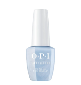 OPI GC E98 - Did You See Those Mussels? - OPI Gel Color - Neo Pearl Collection 2020