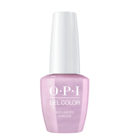 OPI GC E96 - Shellmates Forever! - OPI Gel Color - Neo Pearl Collection 2020