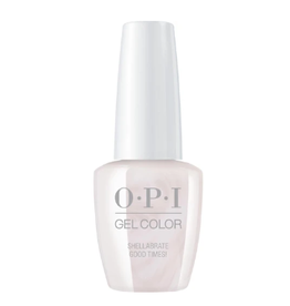 OPI GC E94 - Shellabrate Good Times! - OPI Gel Color - Neo Pearl Collection 2020