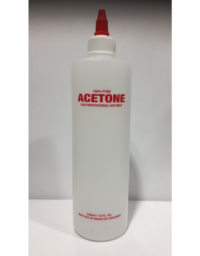 Acetone 100% (500 mL) - PICK UP ONLY!
