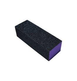 Nail Buffer - Black & Purple