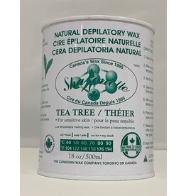 Sharonelle Wax 18 oz - Tea Tree