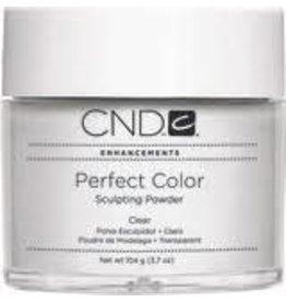 CND CND  Perfect Color - Sculpting Powder - Acrylic Powder - Clear 3.7 oz