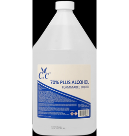 CnC ALCOHOL CnC 70% -  (4L) GALLON - PICK UP ONLY!