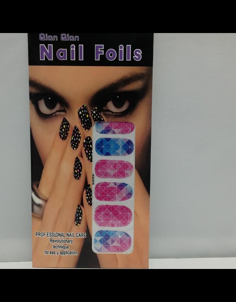 347 Nail Foil Sticker 4.99